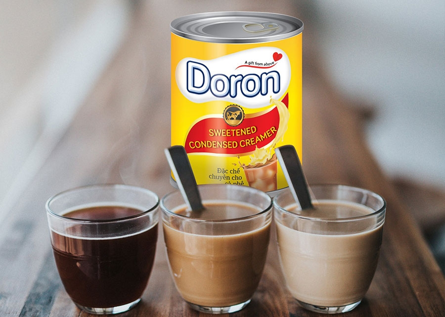 Công dụng tuyệt vời của sữa đặc Doron mà bạn cần biết